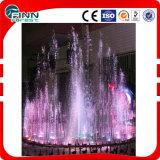 Fontein van het Water van de Kleur van de Muziek van de Decoratie van de tuin de Dansende Veranderende