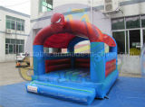Camera di rimbalzo dello Spiderman, trampolino gonfiabile del Bouncer dell'aria