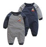 Bodysuit는 유아 아이 아기 장난꾸러기 소년 & 소녀 해군을 입는다