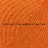 Feuerverzögerndes und antistatisches Gewebe-orange Arbeitskleidungs-Gewebe