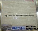 Azulejo lleno popular de la porcelana del mármol de la carrocería de China