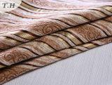 Sofà Fabic (FTH32073C) di Uphostery del jacquard del Chenille della striscia