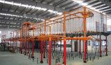 金属製品のための自動静電気の粉のコーティングの生産ライン