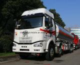 FAW 30000 litri del serbatoio di combustibile del camion 8X4 di camion di autocisterna resistente