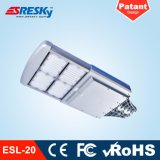 96W accesorios a prueba de agua Carretera de calle solar luz LED