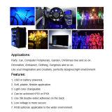 4.5V LEDのストリップランプRGB LED夜照明