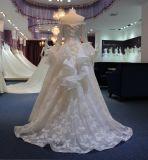 Do vestido nupcial da princesa Longo Luva vestido 2017 de casamento