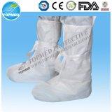 Медицинская устранимая пластичная крышка ботинка с эластиком