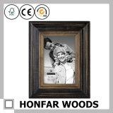 Cadre de tableau en bois rustique personnalisé pour la décoration de mur