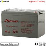 Батарея 12V 100ah безуходного глубокого цикла солнечная фотовольтайческая