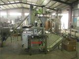 Terraplén vertical empaquetado automático de la forma y empaquetadora del sello para el polvo del café