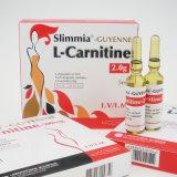 La figura del corpo perde l'iniezione 2.0g della L-Carnitina del peso