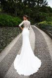 Верхняя часть Merill отклоняет 2 платья венчания частей