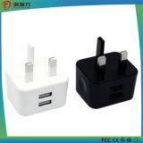 O QC 2.0 cobra rapidamente o carregador duplo 3.4A do curso do USB (máximo)