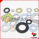Rondelle structurale de rondelle de freinage d'attache/à plat de rondelle à ressort de rondelle ordinaire de rondelle