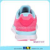 Zapatos atléticos del deporte del estilo de la zapatilla de deporte de las mujeres de Blt