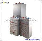 Batterie 2V2500ah de gel d'Opzv de constructeur pour le système d'UPS