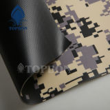 Tela incatramata della plastica del PVC di qualità di Goog