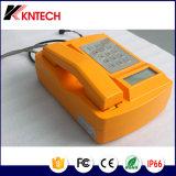 Wetter-beständiges Telefon Knsp-18LCD von Kntech