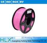 Mejor filamento colorido de la impresora de la calidad 3D
