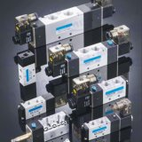 Серия пневматического управления Valve-4A (тип 4A110-06, 4A120-06 Airtac)