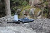 ハイキング及びキャンプ及び遠征のための携帯用太陽照明装置