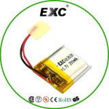 200mAh Rechargeable Li Polymer Battery 3.7V 602020 Lipo Battery