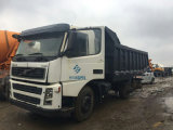 400HP-Strong-Power-Engine Manuel LHD-Power-Steering Heavy 18cbm / 30ton ~ 40ton Volvo FM8 Dump Truck