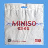 Ha annunciato Flat Handle Plastic Bag con Logo Printing