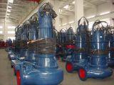 Versenkbare Edelstahl-Abwasser-Wasser-Pumpe (WQS)
