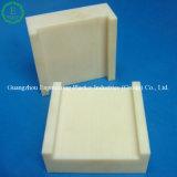 Plastikblatt des platte CNC-Reis-Gelb-PA66