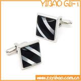 Business Gift (YB-r-009)를 위한 높은 Quality Metal Cufflink