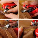 Швейная машина портативного Needlework бесшнуровая миниая ручная