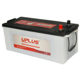 N150 12V 150ah Lead Acid Battery Maitenance Free Auto Battery