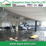 大きい屋外のドームの結婚式のテント