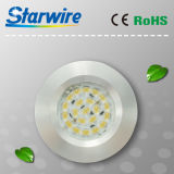 3W Dimmable DEL Puch Light 69X13mm/Super Thin DEL Cabinet Downlight Recessed/Surface Mounted