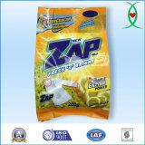 Zap Marca lavar la ropa detergente en polvo 200g Embalaje
