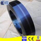 Cinghia d'acciaio blu fatta in Cina