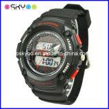 Personalizzare i Giochi Olimpici 2016 di Logo Highquality Brasile 3ATM Sports Wristwatch