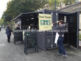 Huis/de Staaf van de Koffie van lage Kosten het Geschikte Mobiele Geprefabriceerde/Prefab