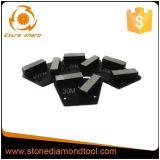 Пусковая площадка/бетонированная площадка трудного Bond пола диаманта меля