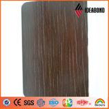 scheda composita di alluminio preverniciata PE/PVDF di goffratura di 4ft*8ft (colore facoltativo)