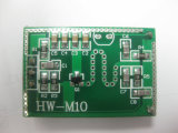 Модуль PCB датчика движения микроволны Hw-M10 для светлого переключателя