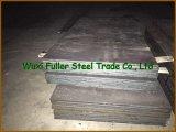 Плита низкого сплава Q345r St52 горячекатаная стальная