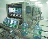 Máquina de rellenar del agua de manatial de 5 galones para la cadena de producción del agua