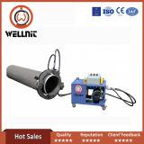 Découpage portatif de pipe et machine taillante avec la presse hydraulique