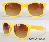 Moda e Hot Sales Ladies Bifocal Lens Plastic Óculos de sol
