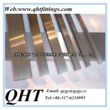 barra plana gruesa de acero con poco carbono de 25m m