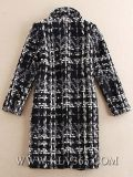 Women를 위한 여자 Trendy Clothing Designer Winter Wool Long Coat