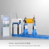 Máquina de equilíbrio Manufacterer do ventilador de ventilador com elevada precisão